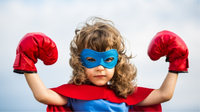 Supergirl (Kaleb and Jelena article)