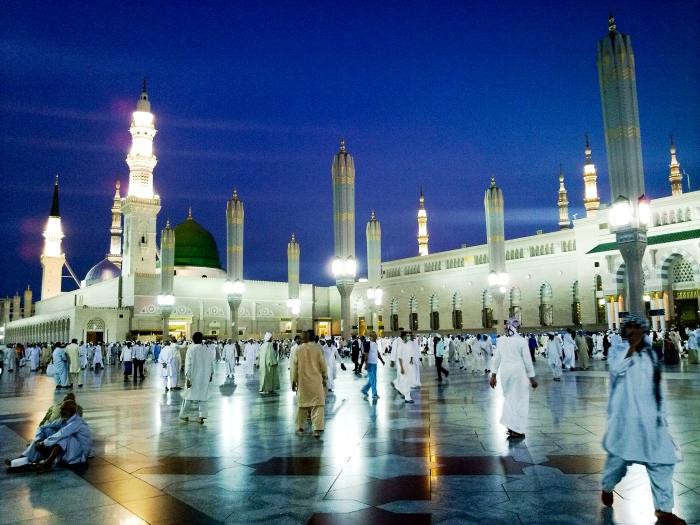 Madina Mosque
